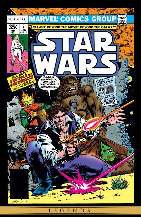 Marvel Comics Star Wars 7