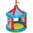 Fisher Price Circus Ball Pit with 25 Balls