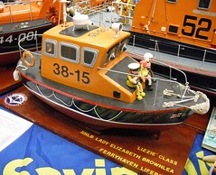 Lizze Class Lifeboat