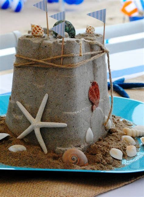 Best 25  Beach theme centerpieces ideas on Pinterest