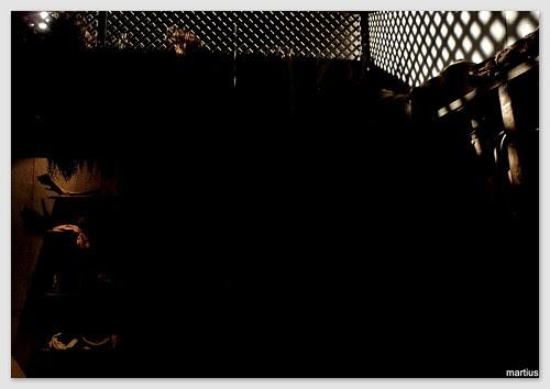 la despensa, cuestiones de luz y sombra