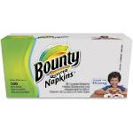Bounty Everyday Napkins, Price/CT