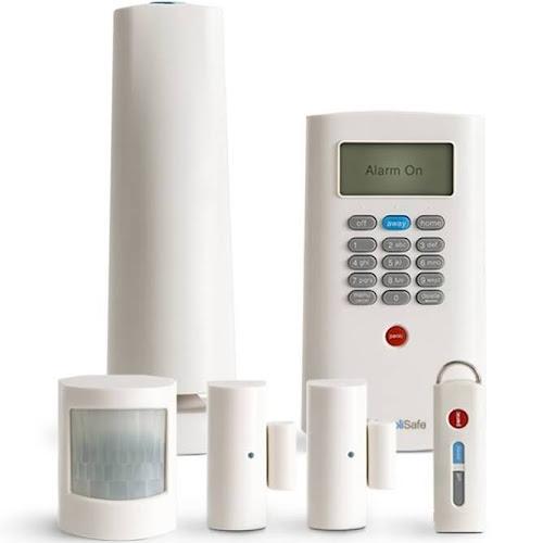 Google Express Home Security System SimpliSafe