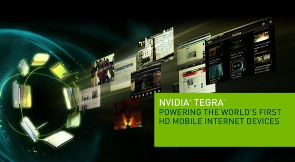 NVIDIA Tegra smartphone due from a