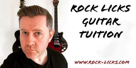 Rock Licks Guitar Tuition - South Shields, Tyne and Wear NE34 9BY - 01914 552172 | ShowMeLocal.com