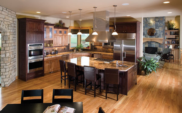 Ultimate Kitchens, Luxury Kitchens - House Plans and More