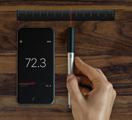 The InstruMMents 01 Makes Measuring Immeasurably Easier - Design Milk