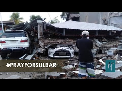A powerful earthquake in Indonesia, with casualties and injuries (VIDEO+PHOTOS)