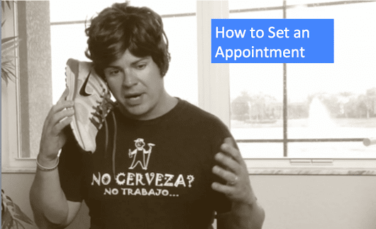 MLM Prospecting: How to Set an Appointment «