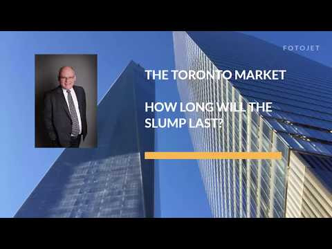 How Long will the Toronto Real Estate Slump Last?