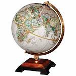 National Geographic Bingham Globe, 12-inch Diameter