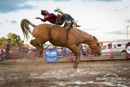 "Rock River Pro Rodeo ""Badgerland Pro Rodeo Series"" 