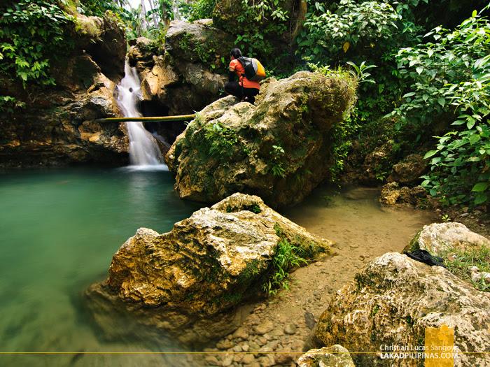 The Diminutive Dalipuga Falls in Iligan City