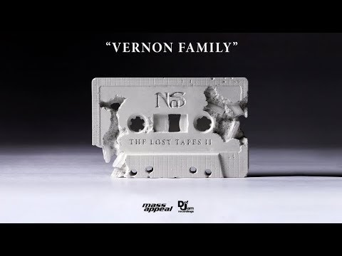 Nas - Vernon Family (Prod. by Pharrell Williams) [Audio] 2019 [Estados Unidos]
