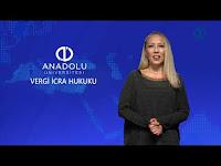 VERGİ İCRA HUKUKU - Ünite 6 Konu Anlatımı1 - Açıköğretim Sistemi - Anadolu Üniversitesi