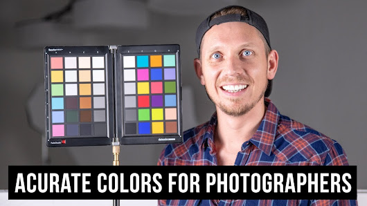 Anyone Else Use A Color Checker For Accurate Colors In Photography