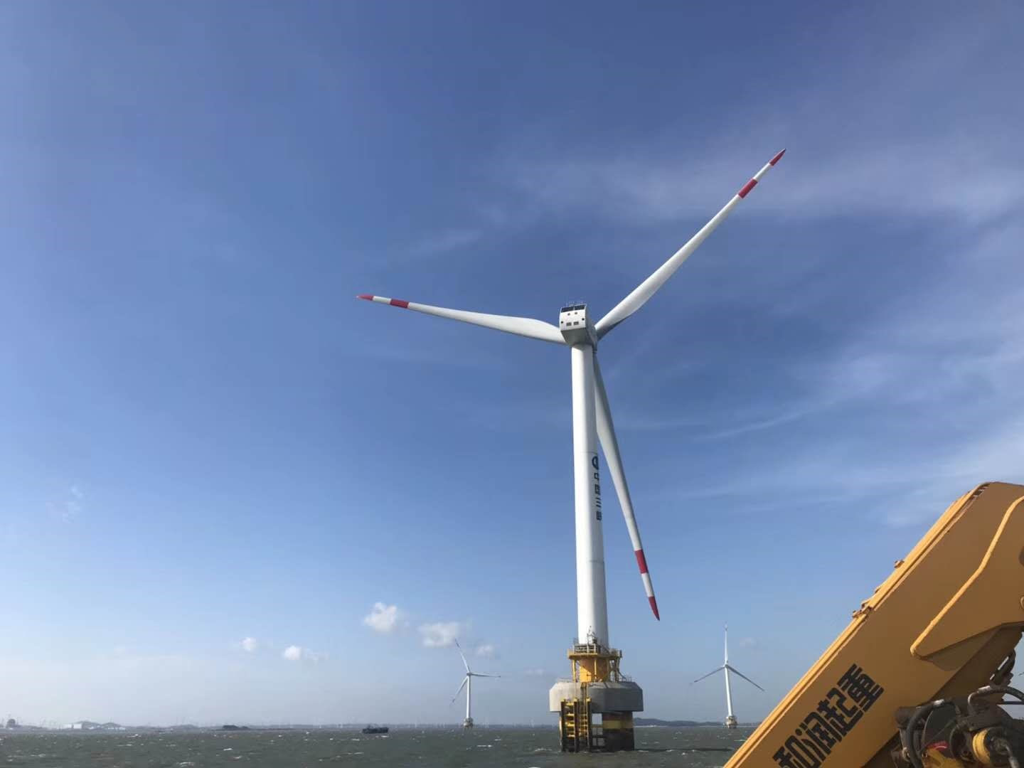 Offshore Wind Mission Business Visit To China By Norwegian Offshore Wind Enterprise Delegation Neec