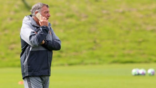 England Job Exit Was A Dark Moment - Sam Allardyce - The InfoStride