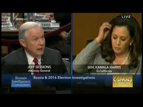Uncovering Incompetence: The Focus and Tenacity of Senator Kamala Harris (VIDEO)
