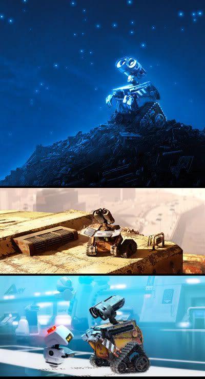 WALL-E Montage 1.