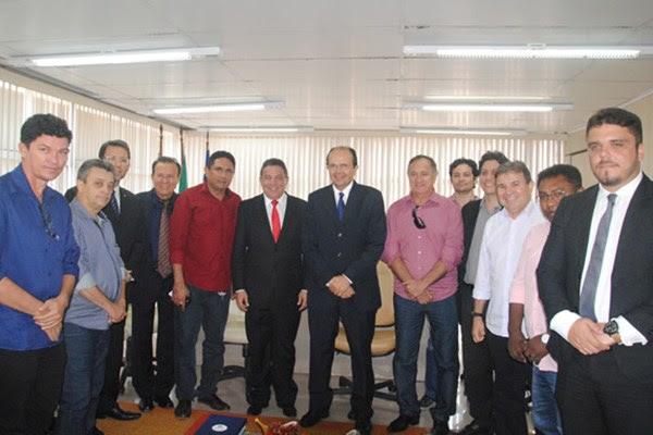 Contribuições do presidente do TCE/MA fortalecem lutas municipalistas da Famem