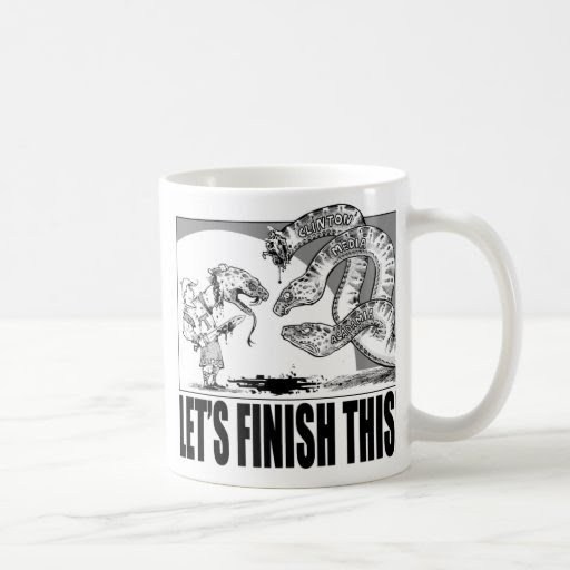 2016: Let's finish this Coffee Mug