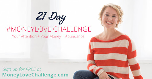 Join The Money Love Challenge