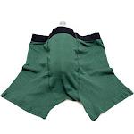 Stashitware Mens Hide Your Stash Pocket Boxer Briefs with Secret Hidden Pocket.