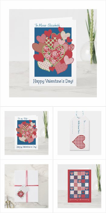 Valentine's Day Greeting Cards and Gifts