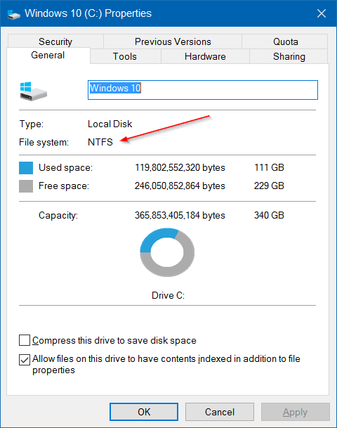 Fix: Extend Volume Option Grayed Out In Windows 10
