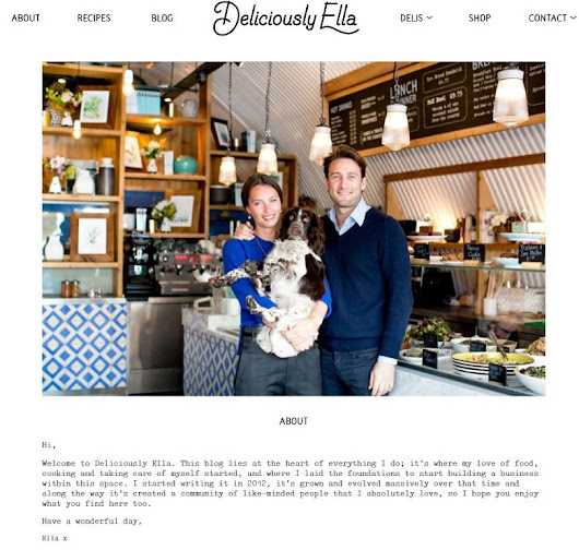 Lessons in brand building from Deliciously Ella