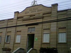 Escola Rio Grande leptospirose (Foto: Julieta Amaral/RBS TV)