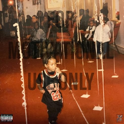 """Malc – """"For Motivational Use Only"""" EP"""