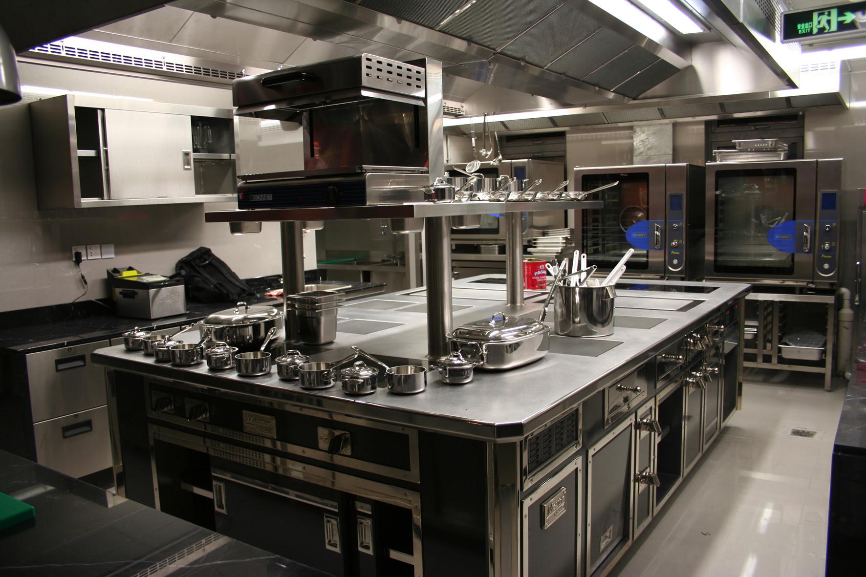 Image Result For Restaurant Kitchen Design