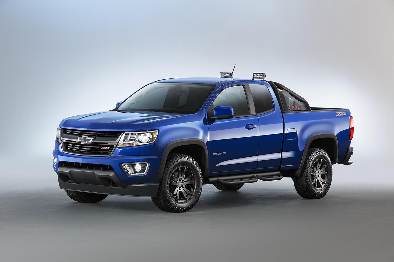 Chevrolet Colorado | 2017 - 2018 Best Cars Reviews