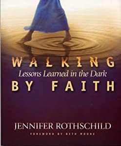 Walking by Faith - a book review  {Reading List}