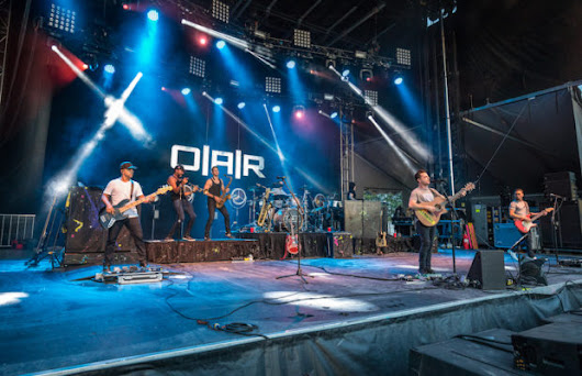 Jamming with O.A.R. on Connection and Community | Conscious Connection Magazine