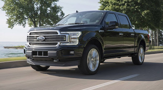 2019 Ford F-150 Limited Becomes Second Fastest Pickup Truck - Motoraty