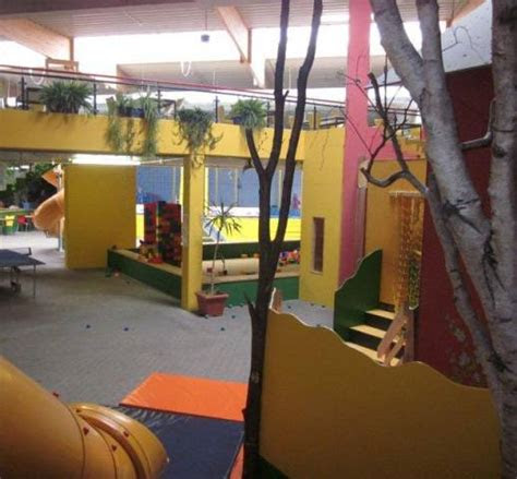 indoorspielplatz das verhexte spiel haus  thale