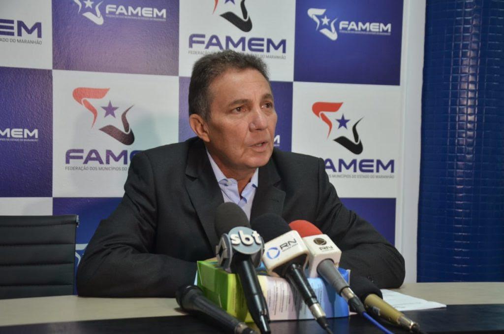 Otimismo! Tema diz em coletiva que está otimista sobre resultado do encontro com ministro de Bolsonaro
