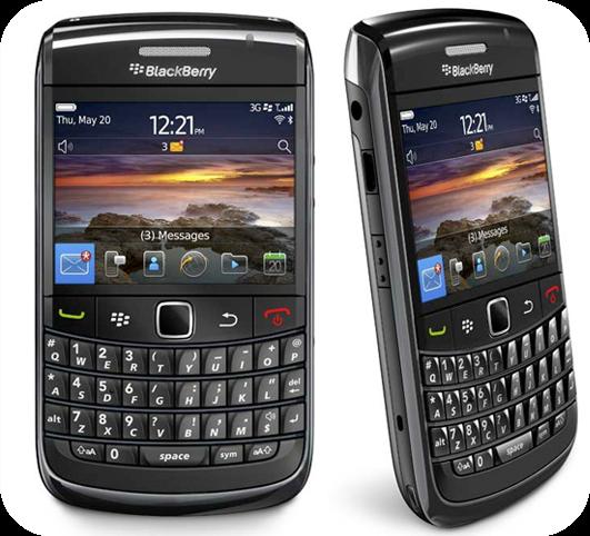 BlackBerry Bold 9780 handset