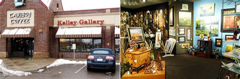 woodbury store kelley galleries