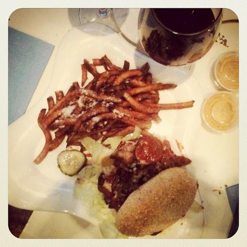 vi googlade köpenhamns godaste hamburgare och fick den här. mvg på den.