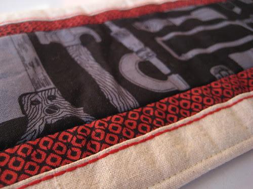 Bodum cozy detail by Poppyprint