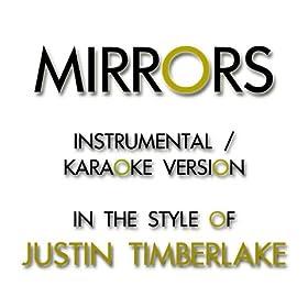 Amazon.com: Mirrors (Karaoke Instrumental Version) [In the Style