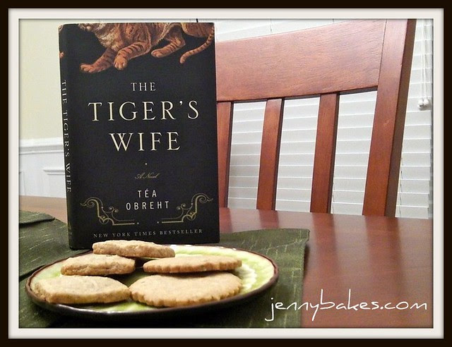 The Tiger's Wife and Croatian Black Pepper Cookies