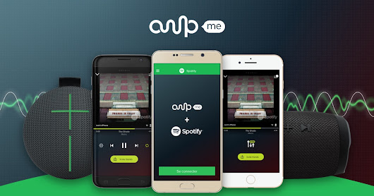 AmpMe - Turn Your Friends Into A Portable Sound System