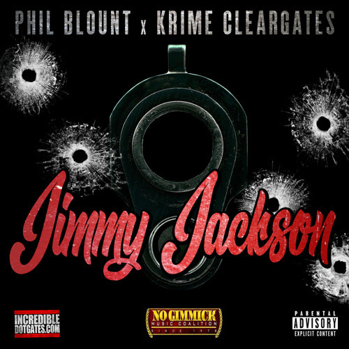 Phil Blount - Jimmy Jackson by Krime Cleargates
