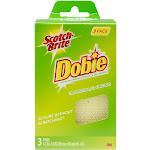 Scotch Brite Dobie Cleaning Pads - 3 pack