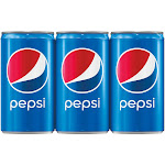 Pepsi Cola - 24 count, 7.5 fl oz cans